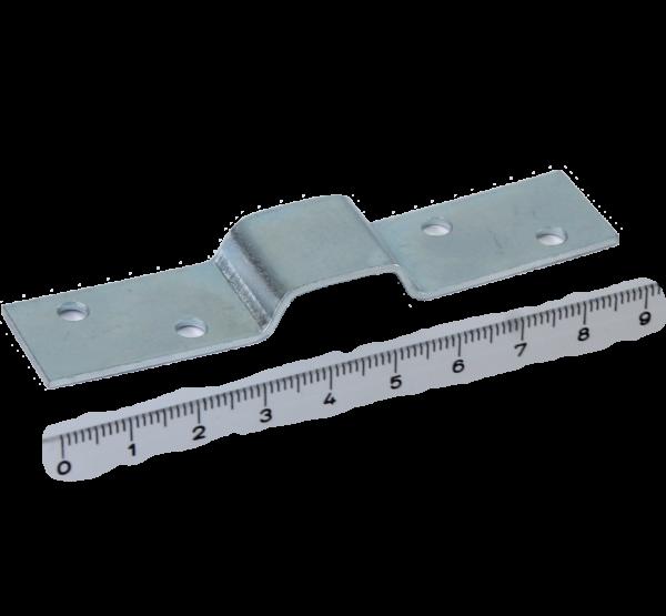 Befestigungen & Zubehör | Aufhängelasche 100x20x1,5mm verzinkt