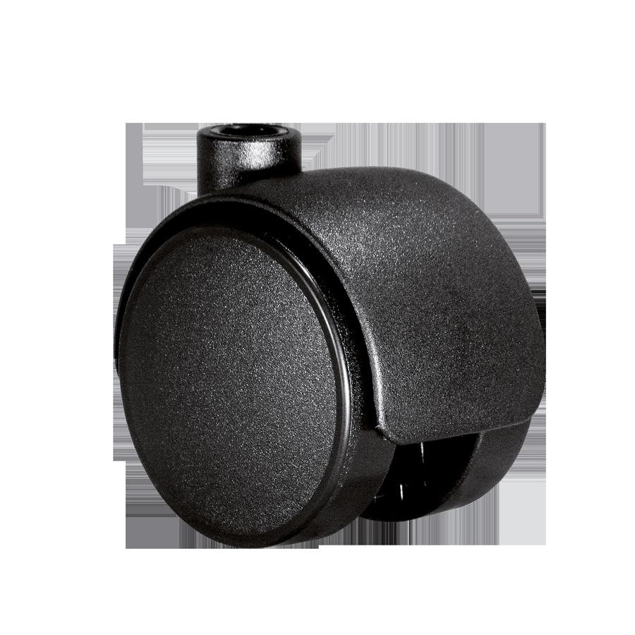 Doppelrollen Ø 50 mm - harte Lauffläche