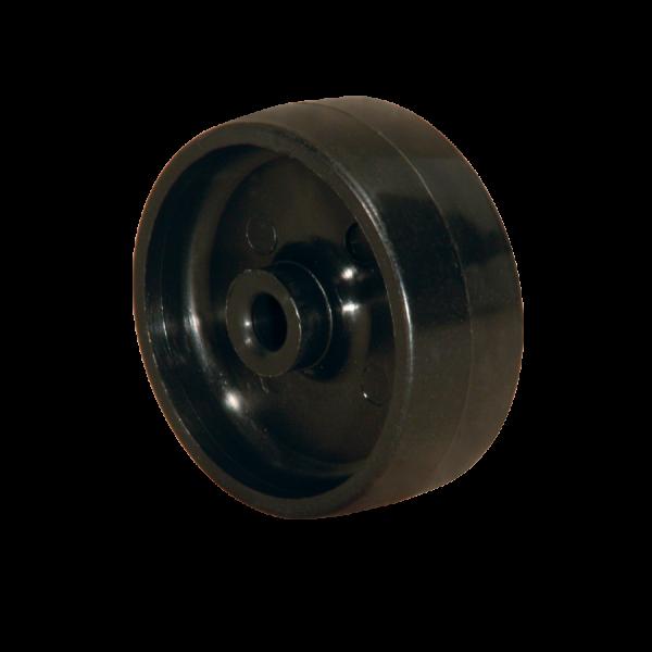 Kunststoffräder | Kunststoffrad Ø 045 mm mit harter Lauffläche