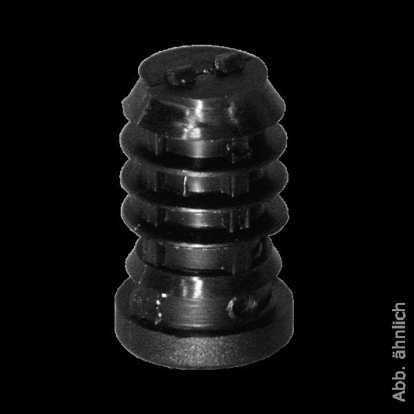 Befestigungen & Zubehör | Rundrohrhülse Ø 25 mm für Stift Ø 8 mm