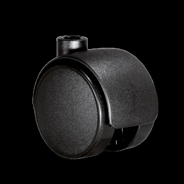 Doppelrollen Ø 50 mm - harte Lauffläche | Doppelrolle Ø 050 mm mit harter Lauffläche
