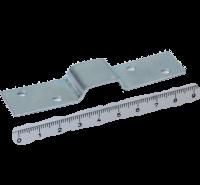 Aufhängelasche 100x20x1,5mm verzinkt