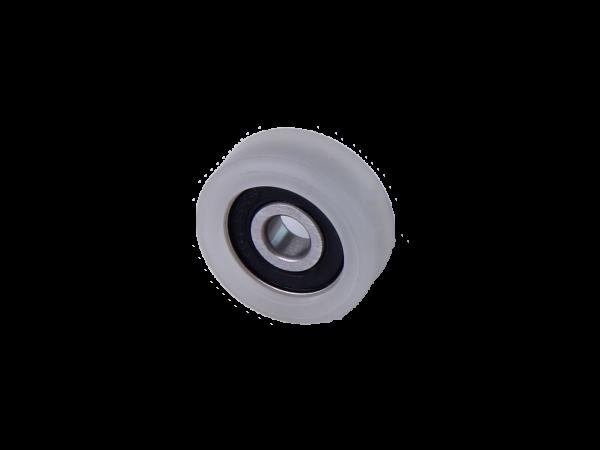 Kugellager | Kugellager Ø25x10xØ6mm flache Lauffläche