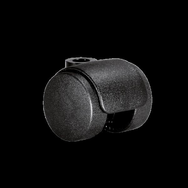 Doppelrollen Ø 35 mm - harte Lauffläche | Doppelrolle Ø 035 mm mit harter Lauffläche