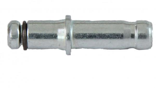 Bürostuhlrollen | Bürostuhlrollenstift Ø 11x50 mm für Bohrung Ø 10 mm, Stiftlänge 50mm